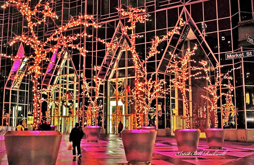 Pittsburgh Christmas PPG Place