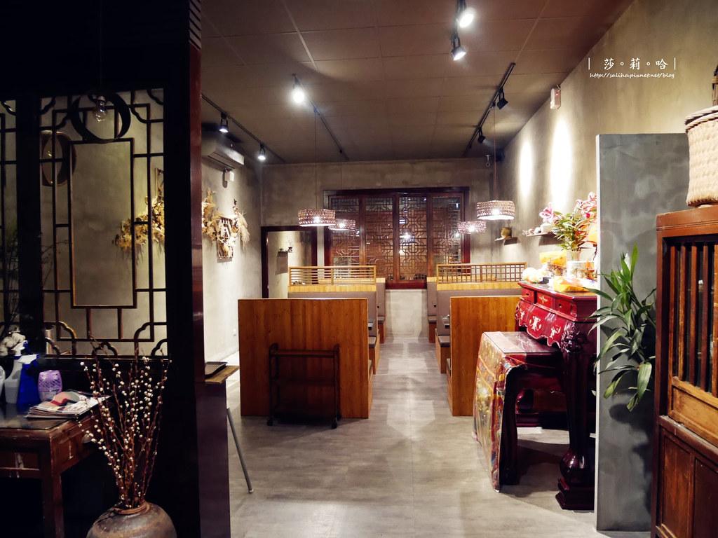 台北迪化街一日遊必吃古典氣氛好火鍋餐廳推薦本鼎堂 麻辣鍋 (2)