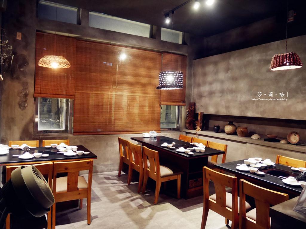台北迪化街一日遊必吃古典氣氛好火鍋餐廳推薦本鼎堂 麻辣鍋 (1)