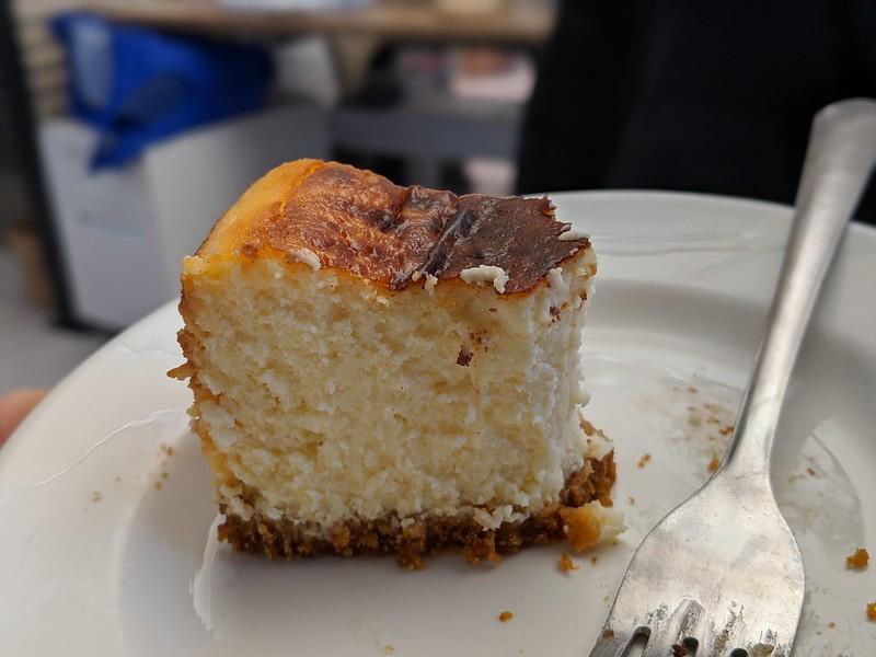 Epic New York Cheesecake
