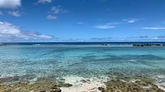 Sirena Beach in Guam