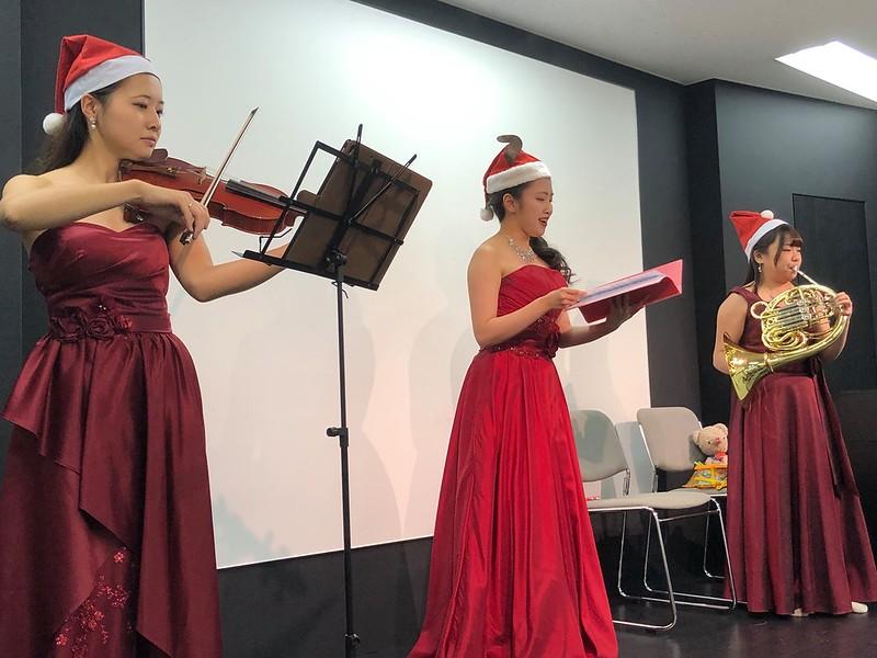 クリスマスコンサート 01