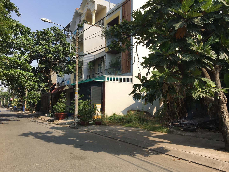 Vị trí lô đất trong khu dân cư khép kín Him Lam phường Trường Thọ quận Thủ Đức.