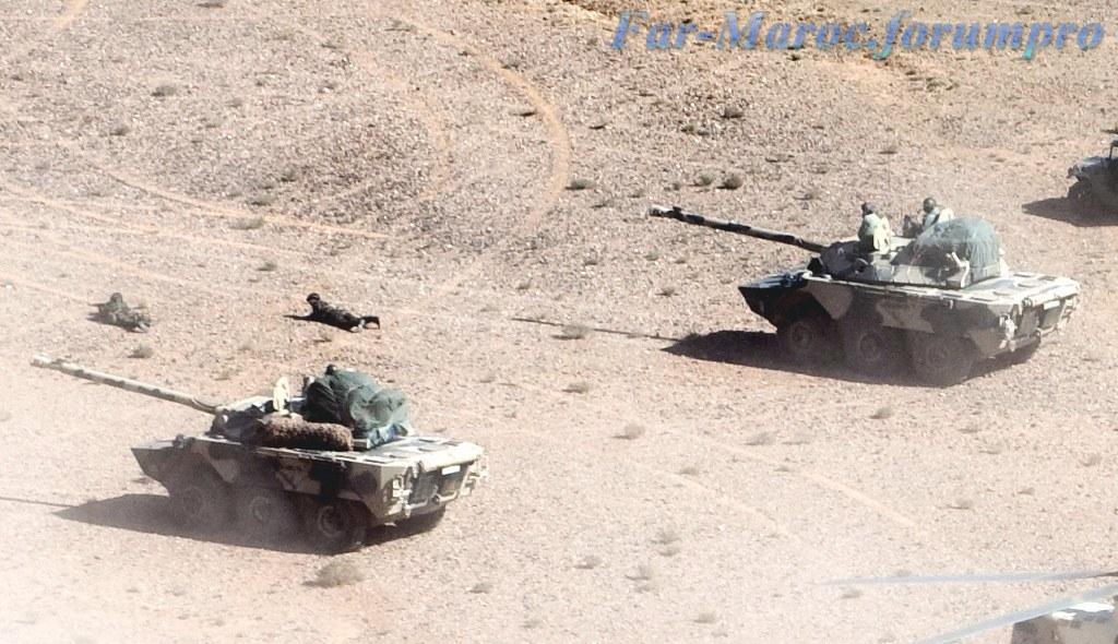 AMX-10RC des FAR // Moroccan AMX-10RC 49272692963_6e60ed1bd5_b