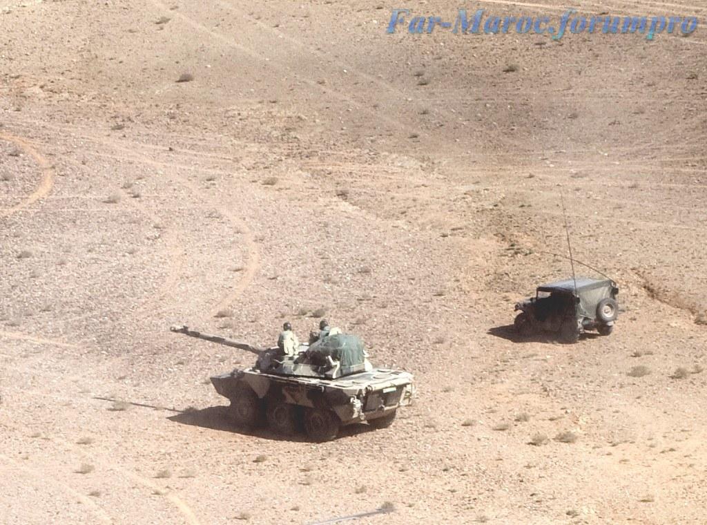 AMX-10RC des FAR // Moroccan AMX-10RC 49272693128_ba11a64cf8_b