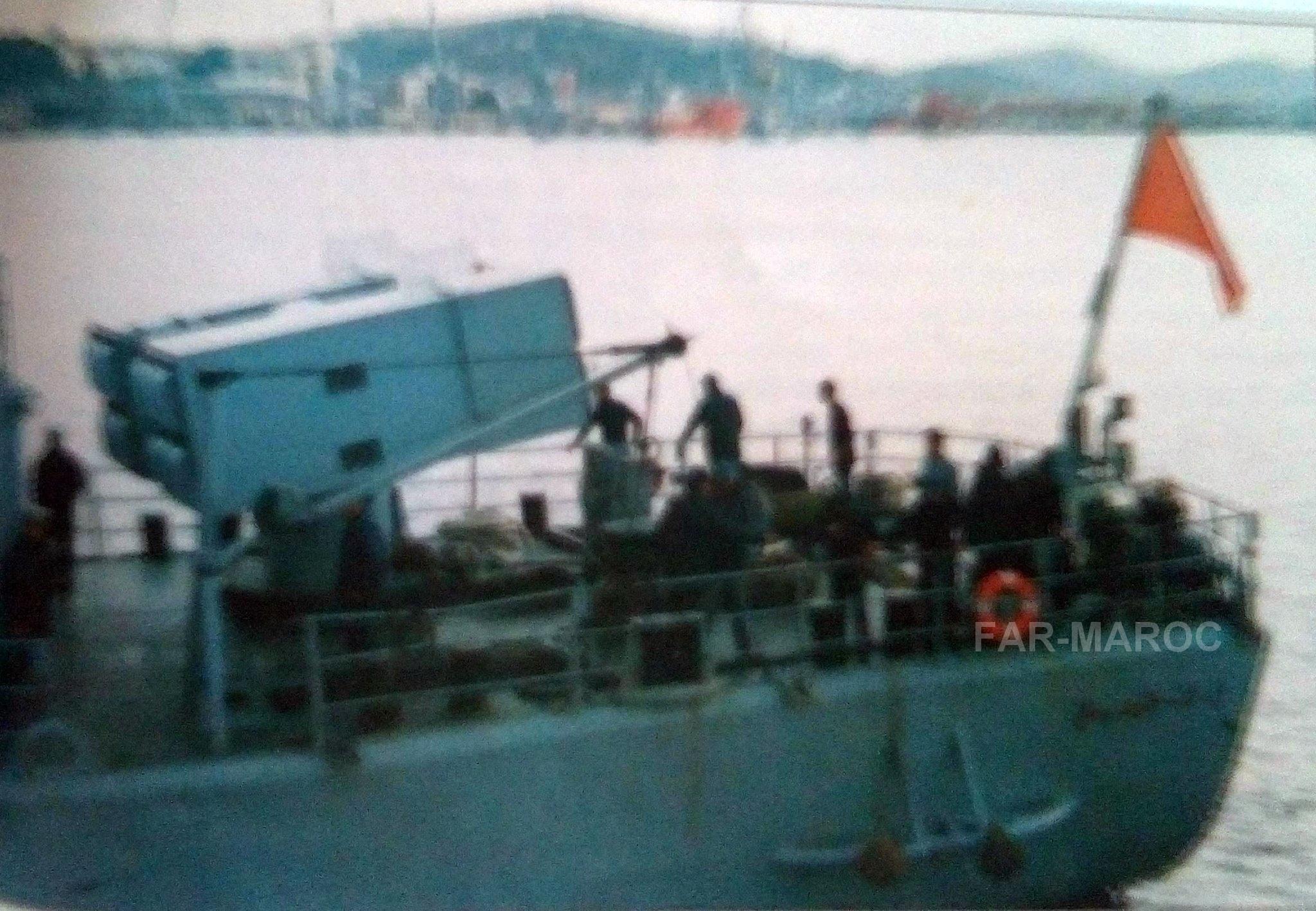 Royal Moroccan Navy Descubierta Frigate / Patrouilleur Océanique Lt Cl Errahmani - Bâtiment École - Page 4 49272776973_5ab3840b35_o