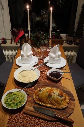 Filet Wellington als Festessen am Heiligen Abend