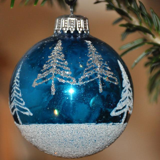 Unser Weihnachtsbaum 2019 - Brigitte Stolle