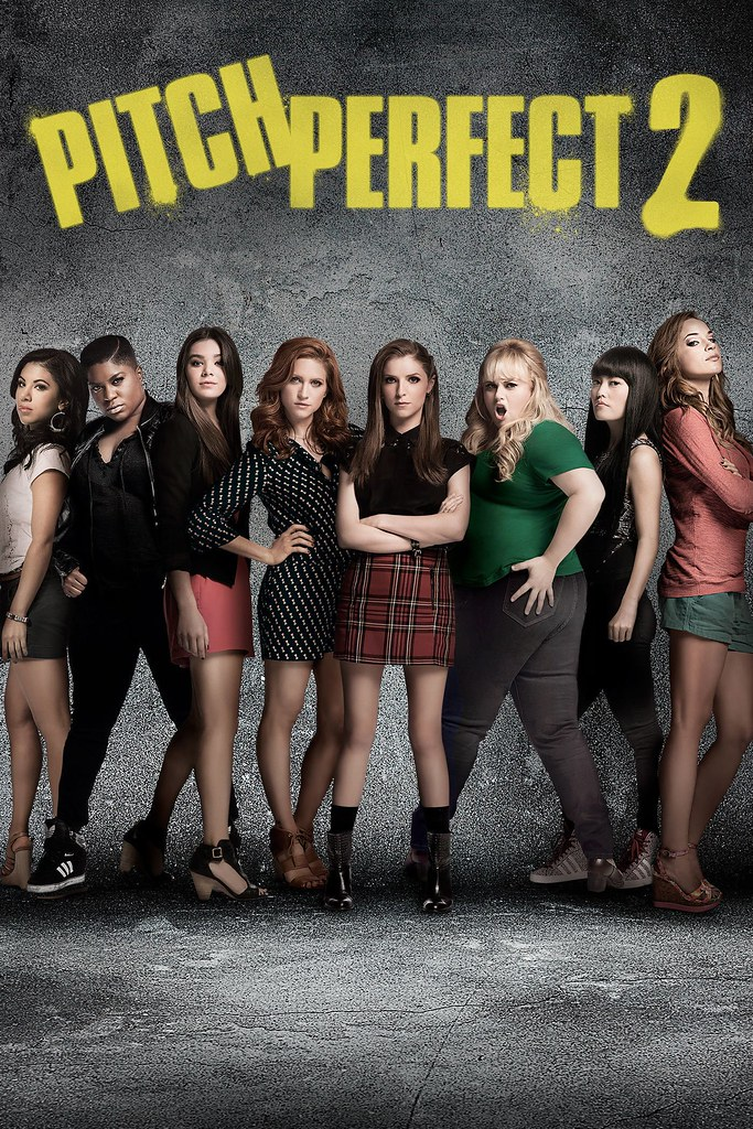 FILEM PITCH PERFECT 2