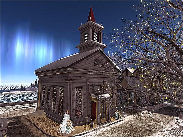 Christmas Fair - Winter River Chapel