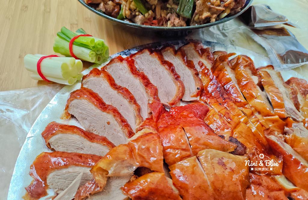 金饌脆皮烤鴨.台中烤鴨07