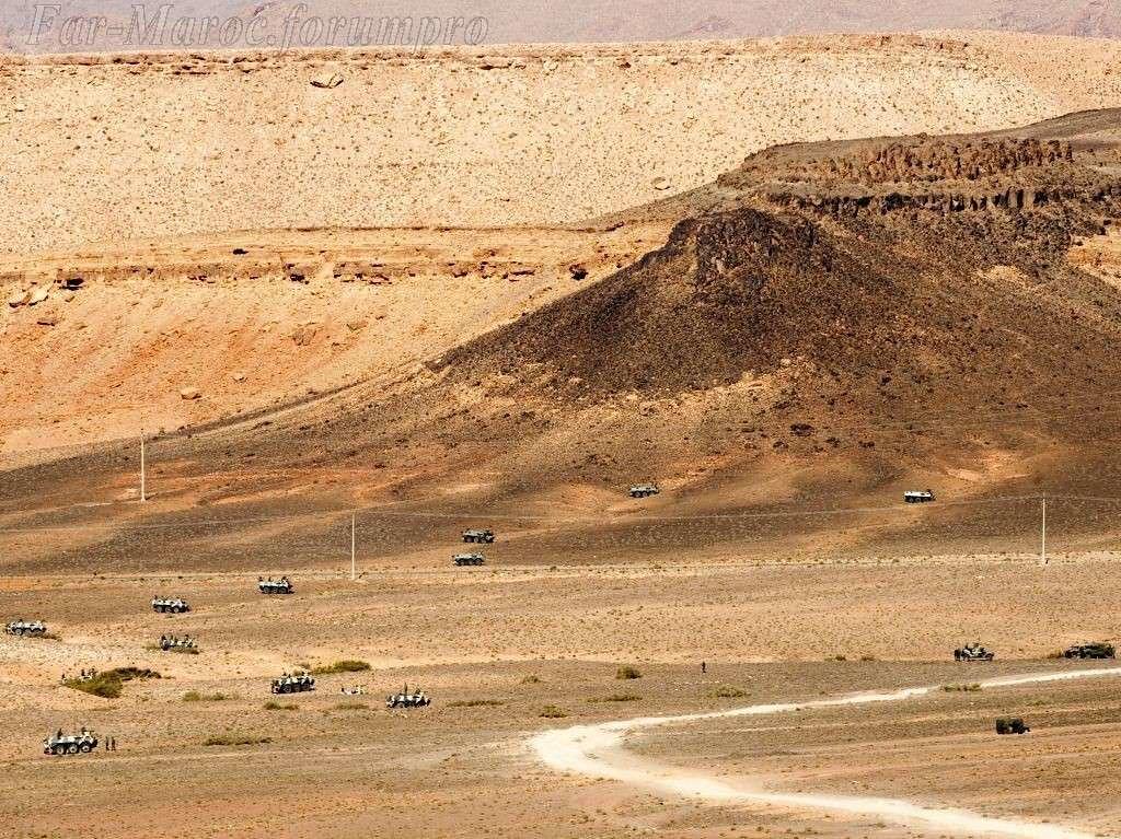Renault VAB VTT et VCI des Forces Armées Royales 49273360587_15d29c1c57_b