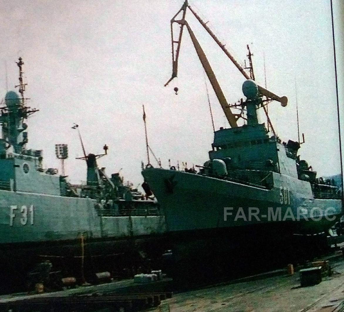 Royal Moroccan Navy Descubierta Frigate / Patrouilleur Océanique Lt Cl Errahmani - Bâtiment École - Page 4 49273444687_dee683d476_o
