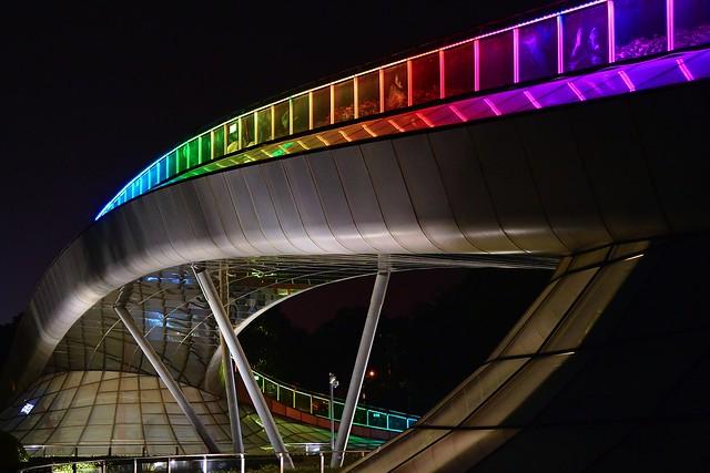 Shanghai - Rainbow bridge