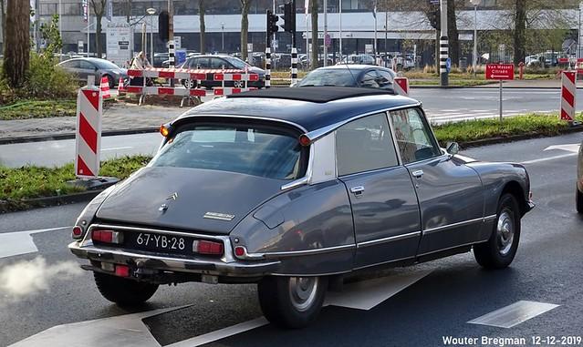 Citroën DS 23 IE Pallas 1974