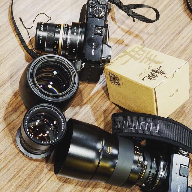 Leica R 80mm f1.4 R系鏡皇