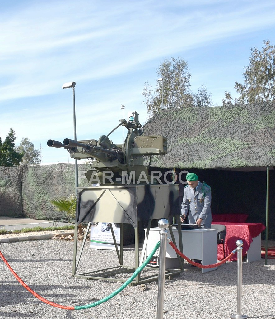 Renault VAB VTT et VCI des Forces Armées Royales 49274020137_9e9c0fd977_b