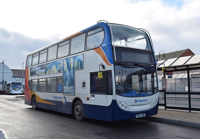 Stagecoach South West 19119