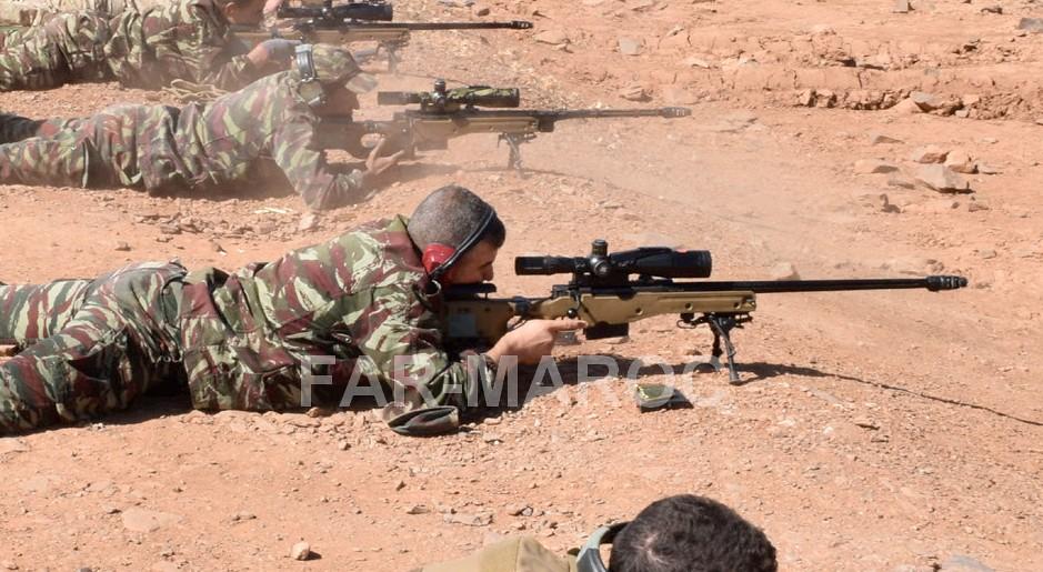 Armes d'Infanterie chez les FAR / Moroccan Small Arms Inventory - Page 8 49274134343_d8bfc67735_b