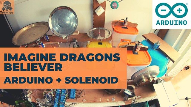 Imagine Dragons - Believer - Arduino Cover