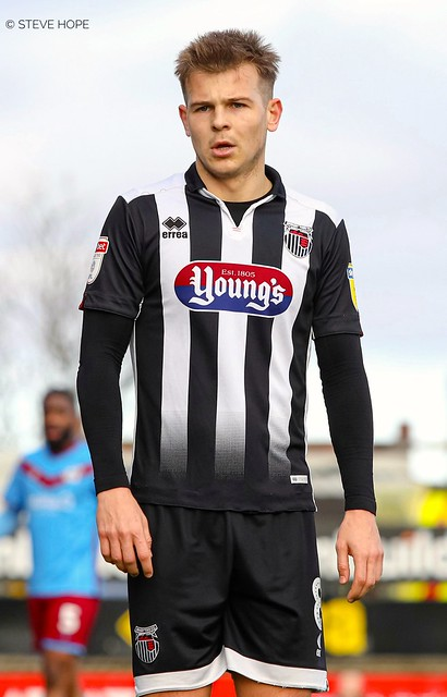 Jake Hessenthaler, Grimsby Town