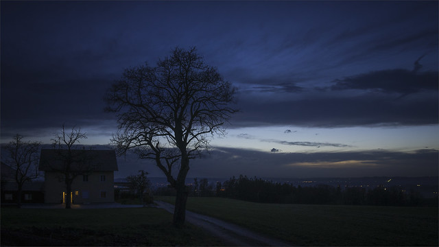 _DSC4351 Night falls - Danube Trail / Upper-Austria