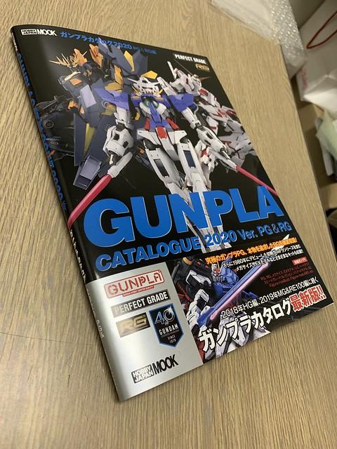 Gunpla Catalog 2020