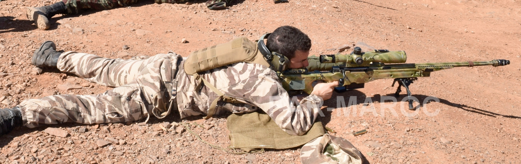Armes d'Infanterie chez les FAR / Moroccan Small Arms Inventory - Page 8 49274804462_b8468f0399_o