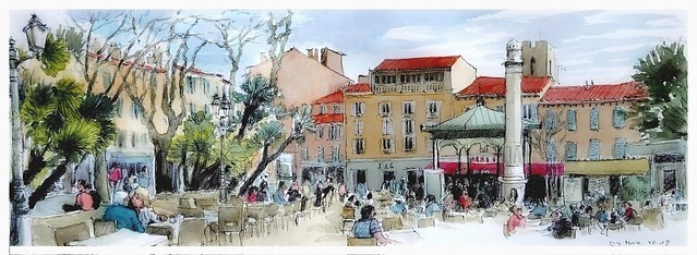 Antibes - Provence - Côte d'Azur - France