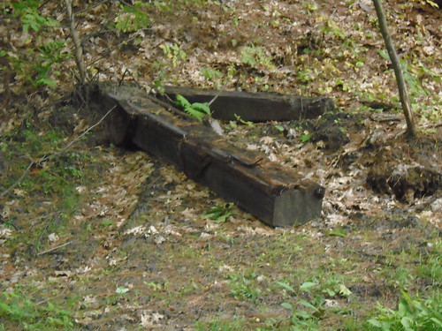 Old Railroad Ties