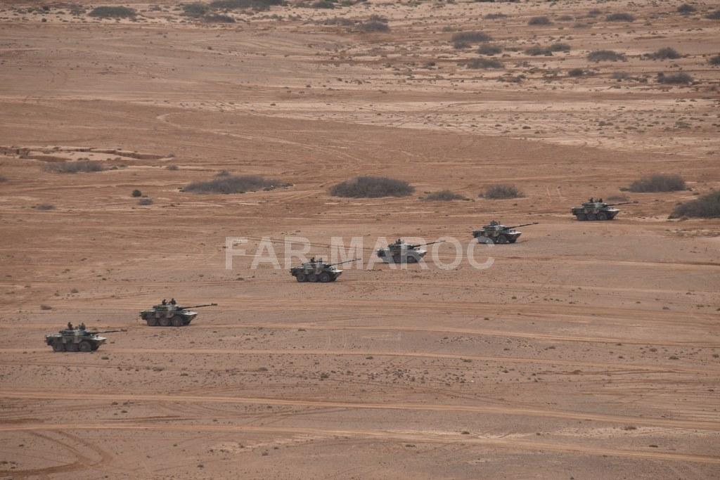 AMX-10RC des FAR // Moroccan AMX-10RC 49275138563_20c2214797_b