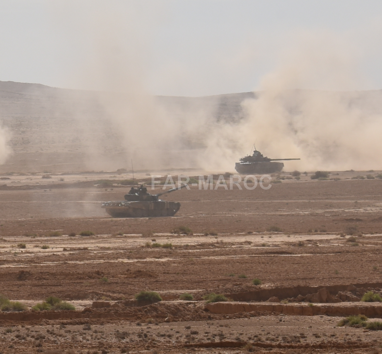 Chars VT-1A Marocains / Moroccan VT-1A MBT - Page 32 49275144153_46ae46630f_o