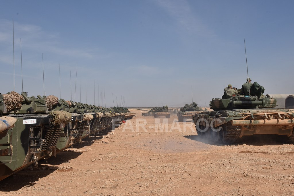 Chars T-72B/BK MArocains // Moroccan Army T-72B/BK Tanks - Page 6 49275144598_8e49175049_b