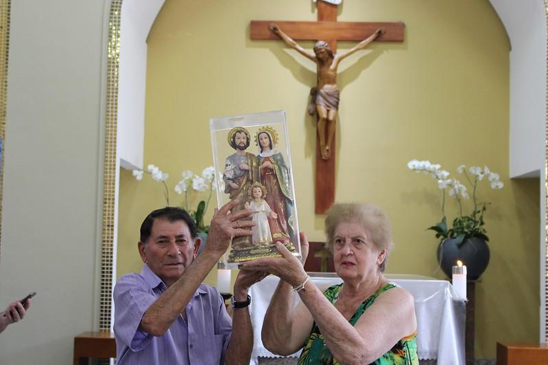 Encerramento de Natal na Paróquia Santo Antônio - Vila Augusta