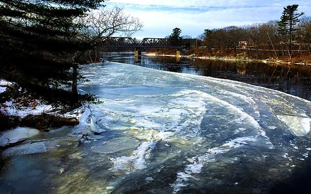 Androscoggin River Series no. 10