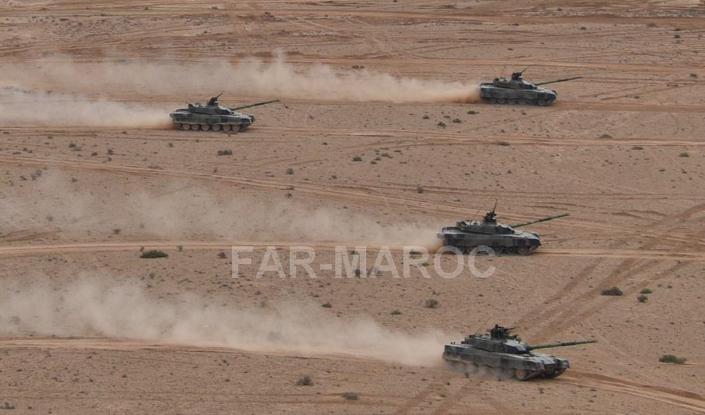 Chars VT-1A Marocains / Moroccan VT-1A MBT - Page 32 49275604916_ebfd3dc7aa_b
