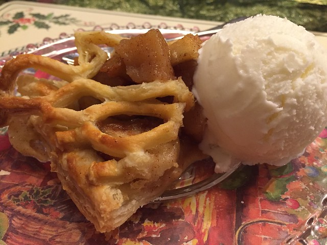 Apple Pie & Humphry Slowcombe Creme Freche