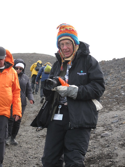 Dr Karl - Deception Island - Telephon Bay
