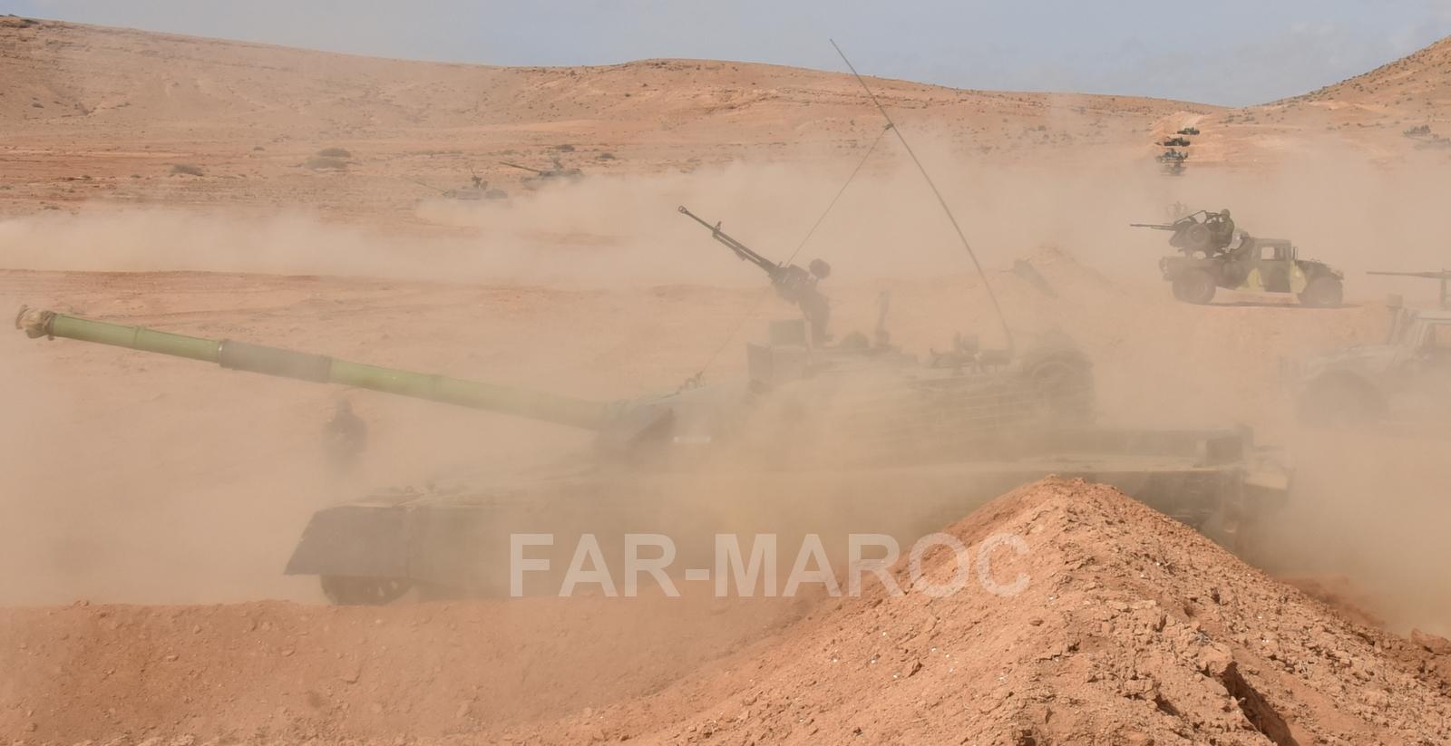 Chars VT-1A Marocains / Moroccan VT-1A MBT - Page 32 49275804422_4a45482647_o