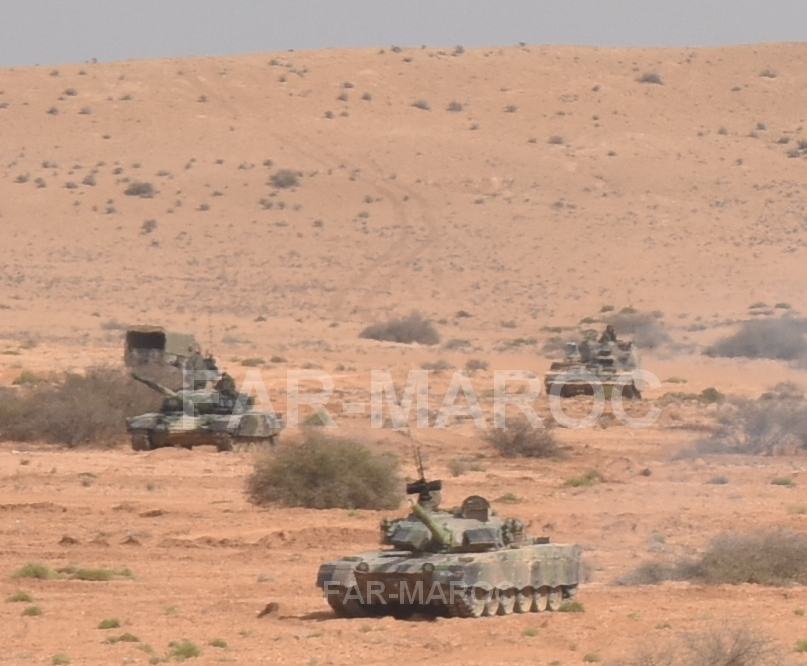 Chars VT-1A Marocains / Moroccan VT-1A MBT - Page 32 49275804842_d0f081858a_o