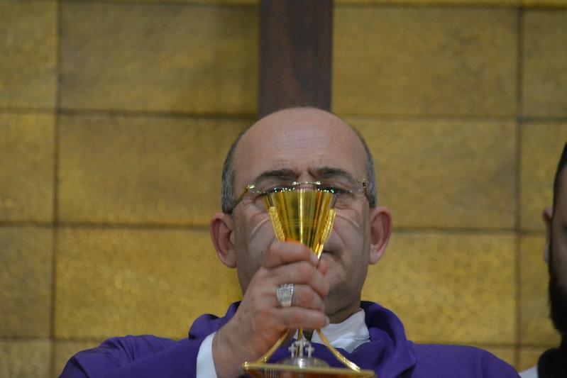 Missa de Ação de Graças pelo Multirão do Marca-passo