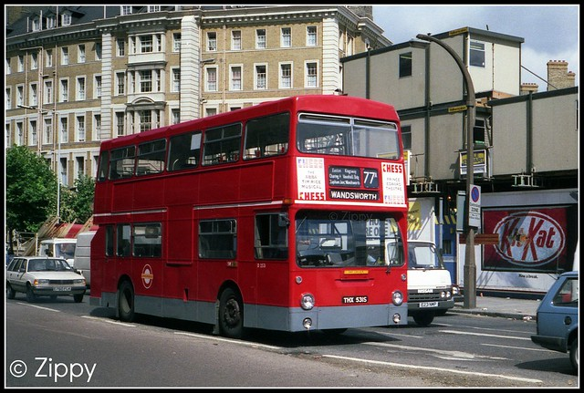 London Buses - D2531 THX531S