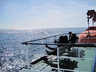 Drake Passage Day 1