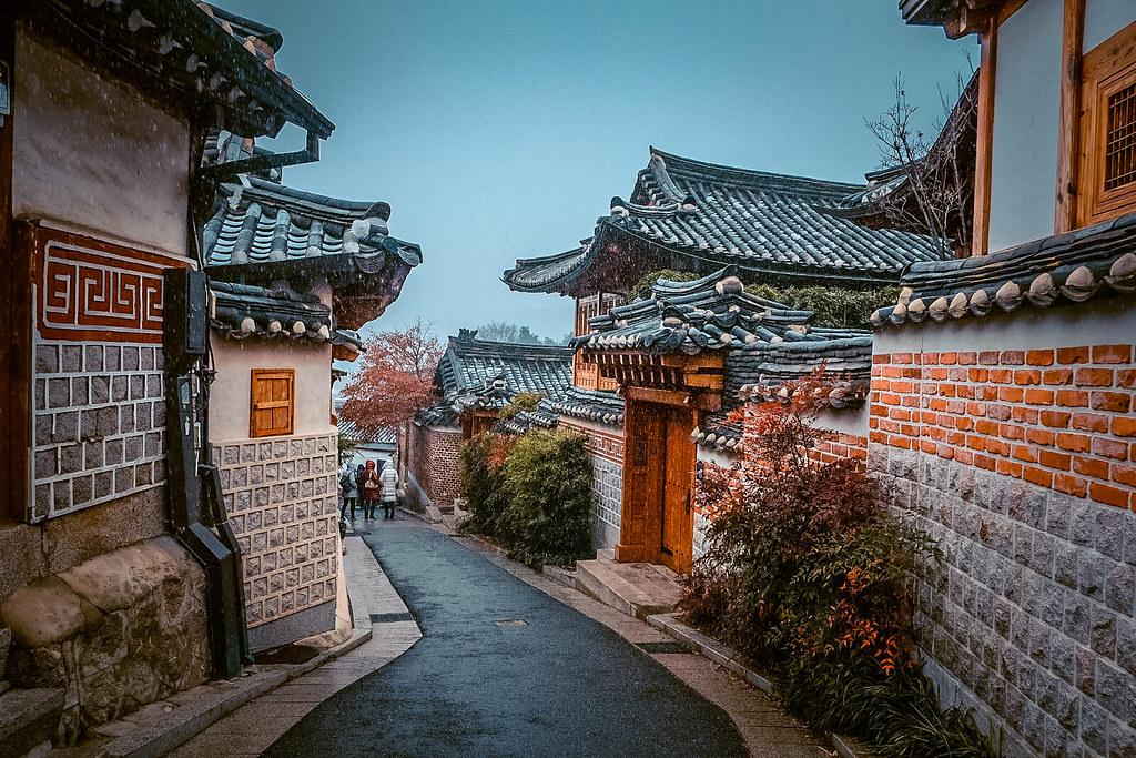 Bukchon Hanok Village | 3 Days in Seoul