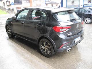 Fiat Argo HGT