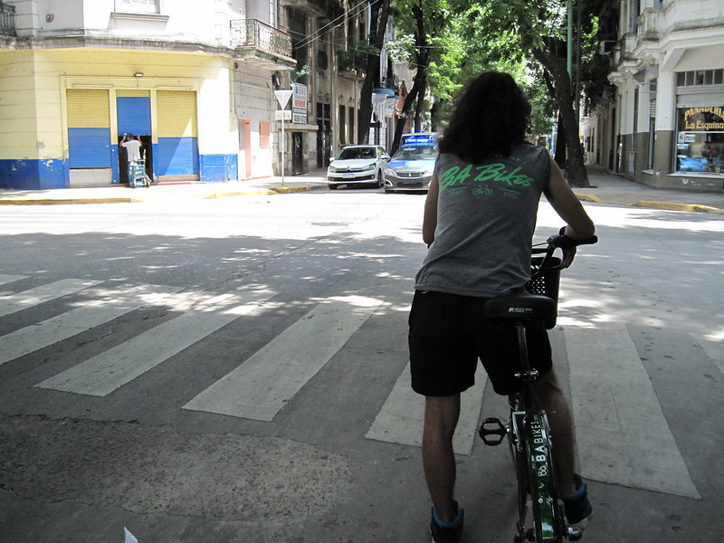 Buenos Aires South Cycling