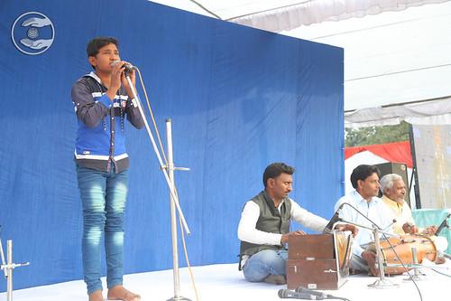 Bhojpuri Geet by Abhay Kumar Ji, Bahraich, UP