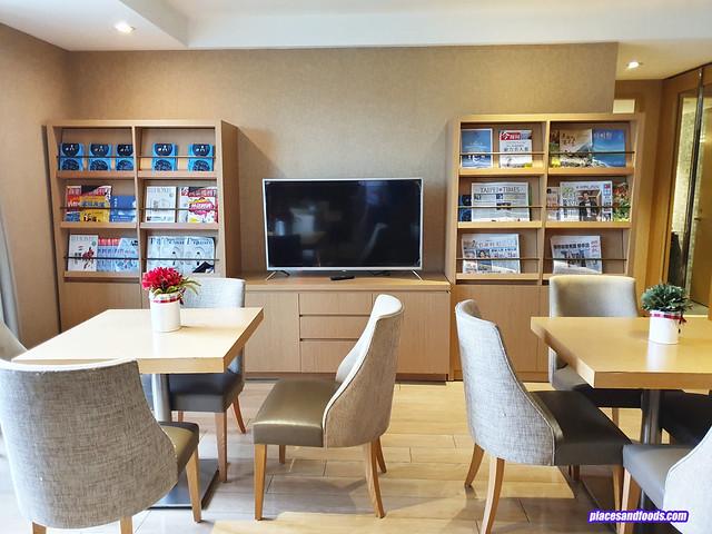 Chateau de Chine Hotel Xinzhuang VIP lounge