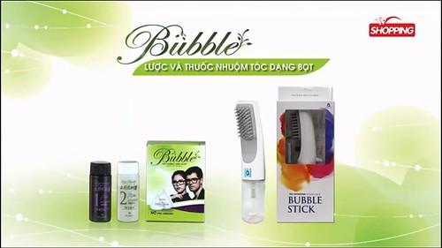 Thuốc nhuộm tóc Bubble Stick
