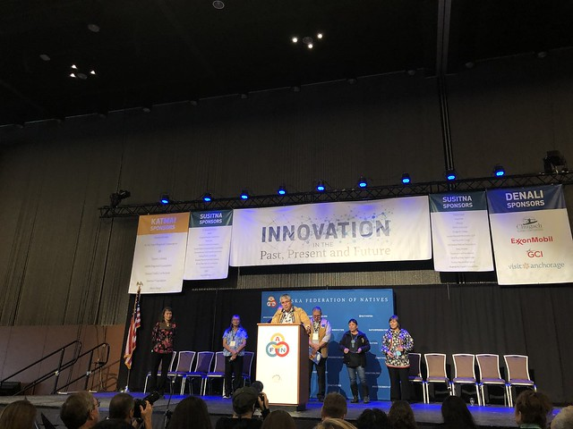 AFN 2018: 'Innovation in the Past, Present and Future'